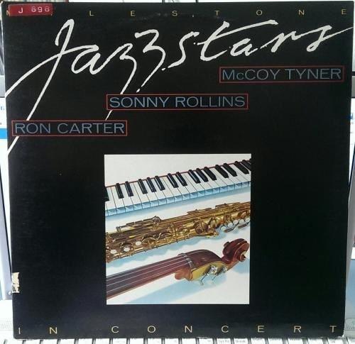 Milestone Jazzstars In Concert : Ron Carter, Sonny Rollins ...