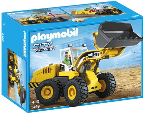Playmobil-City-Action-Cargadora-frontal-5469