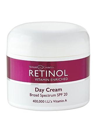 Image result for skincare cosmetics retinol day cream amazon