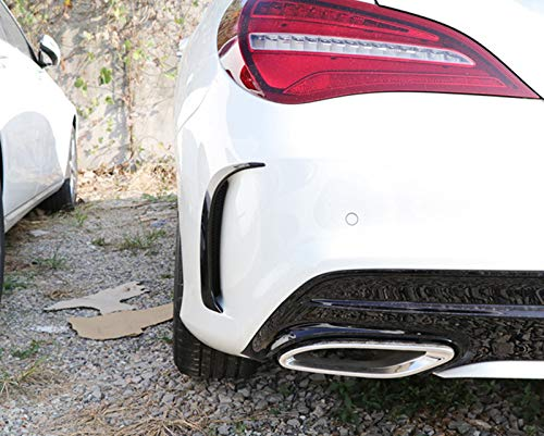 2 modelli ABS paraurti anteriore spoiler aria uscita Trim Cover