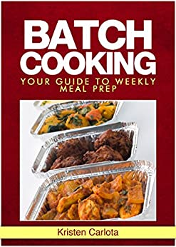 Art Batch Cooking Guide Weekly ebook product image
