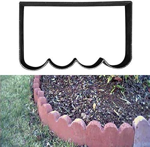 ガーデンコンクリート金型、DIYプラスチックパスメーカー金型、舗装セメントレンガ金型、ストーンロードコンクリート金型