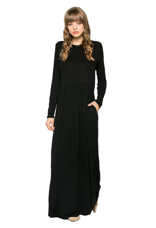 Black Knit Dresses: Amazon.com