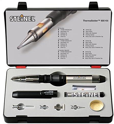 STEINEL 72601 TS600K AUTO Soldering Iron KIT