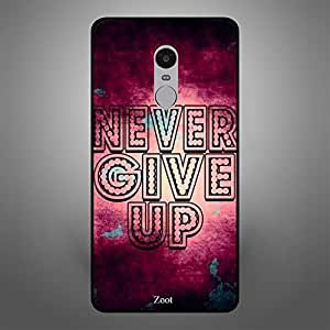 Xiaomi Redmi Note 4 Never Give up