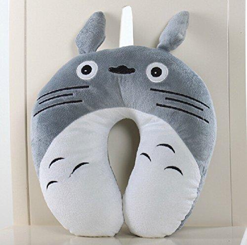 Mi Vecino Totoro con los dibujos animados cojín almohada U ...