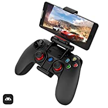 GameSir G3 Bluetooth Game Controller Gamepad with Holder for Android Smartphone Tablet VR