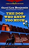 The Dog Who Knew Too Much (Rachel Alexander & Dash Mysteries)