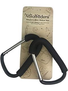 2er Pack Kinderwagenhaken Kinderwagen Haken Taschenhalter