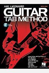 Hal Leonard Guitar Tab Method Kindle Edition