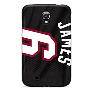 IanJoeyPatricia Samsung Galaxy S4 Excellent Hard Phone Cases Support Personal Customs Colorful Miami Heat Skin [dJO267ZCCU]