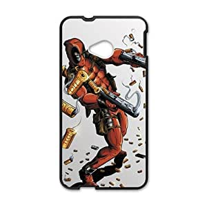 Heroic deadpool Cell Phone Case for HTC One M7
