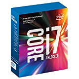 Intel Core i7-7700K Desktop Processor 4 Cores up to 4.5 GHz unlocked LGA 1151 100/200 Series 91W