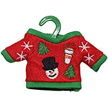 Ugly Christmas Sweater for Hamster, Guinea Pig, Kitten or Puppy