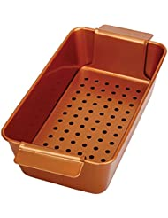 Copper Meatloaf Pan