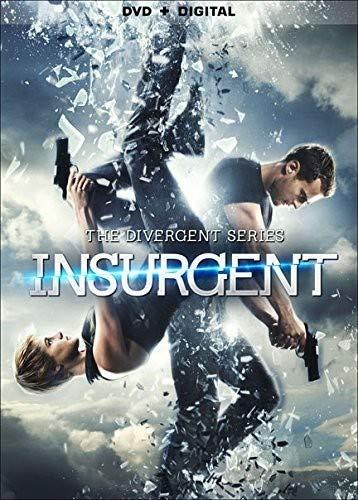 The Divergent Series: Insurgent [DVD + Digital] (Digital Download Divergent)