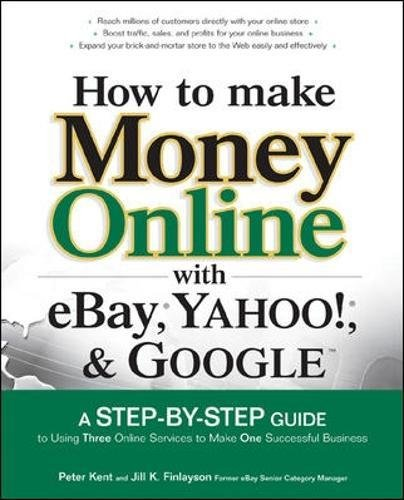 How to Make Money Online with eBay Yahoo and Google