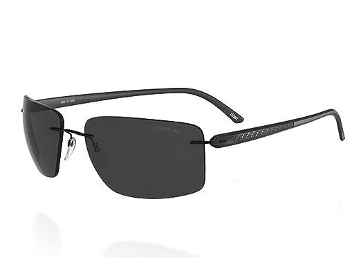 Carbon 8686 Sunglasses T1 86878686 Silhouette Polarized 6200 WIE9HD2