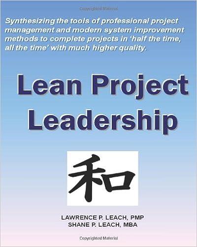 📃 Téléchargement de livres pdf kindle Lean Project