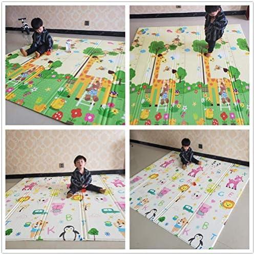 Alpaca+Track Baby Play Mat Children Mats Baby Room Folding Mat ...
