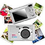 Lecxin-8-Times-Digital-Zoom-21MP-Digital-Camera-Multifunction-HD-Kids-Camera-Kids-Electronics-Gift-Camcorder-for-Children-BeginnerSilver