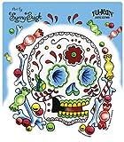 Sunny Buick - Candy Sugar Skull - Sticker / Decal