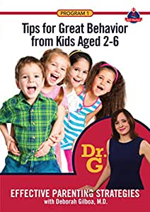 Tips for Great Behavior from Kids Aged 2 - 6 [USA] [DVD]