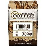 Ethiopian Yirgacheffe Coffee, Whole Bean, Fresh Roasted Coffee LLC (2 lb.)