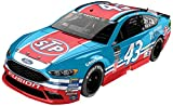 Lionel Racing Aric Almirola #43 STP Darlington Throwback 2017 Ford Fusion 1:24 Scale HO Official Diecast of The NASCAR Cup Series