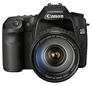 Canon EOS 40D - Cámara Réflex Digital 10.1 MP: Amazon.es: Electrónica