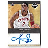 2011-12 Panini Limited Autograph XRC #1 Kyrie Irving - Panini Certified - Basketball Autographed Cards