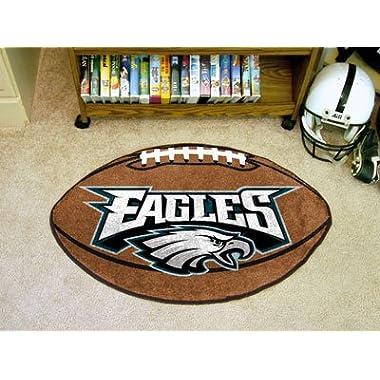 Team Fan Gear Fanmats Philadelphia Eagles Football Rug 22 x35  NFL-5819