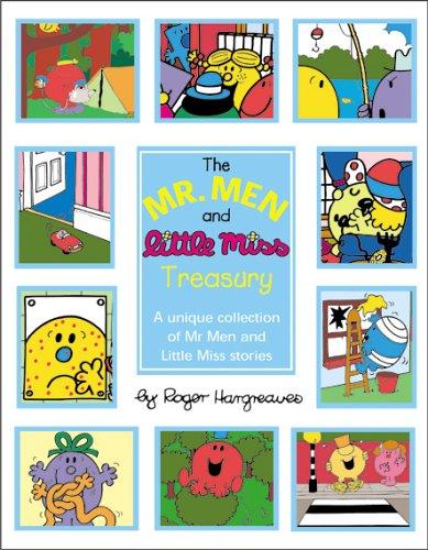 Download Mr. Men and Little Miss Treasury pdf epub