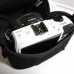 Amazon Hakuba 一眼カメラケース ピクスギアカメラジャケット マイクロa ブラック Dcs01 Mabk カメラバック ケース 通販