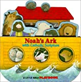 Noah's Ark: With Catholic Scripture (Little Bible Playbooks)