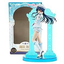 Sega 115-1010467 Love Live! School Idol Project Snow Halation Super Premium SPM Umi Sonoda 8-Inch Action Figure