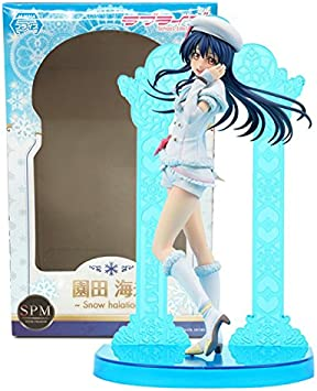 Super Premium SPM Figure Hanayo Koizumi Snow halation version SEGA Love Live