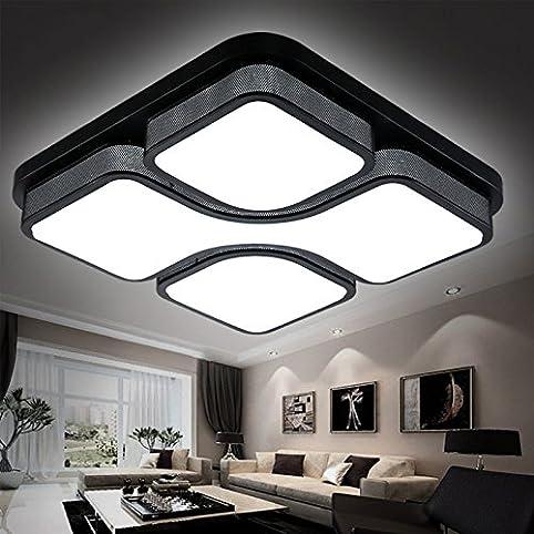 Etime 64W Design Led Deckenlampe Led Deckenleuchte Wohnzimmer
