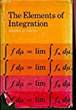 Elements of Integration, Robert G. Bartle, 0471054577