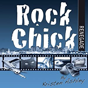 Rock Chick Renegade Audiobook
