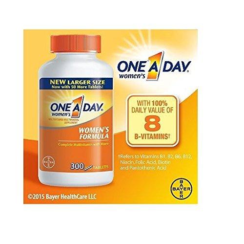 One A Day Women's Health Formula Multivitamin (300 ct.)
