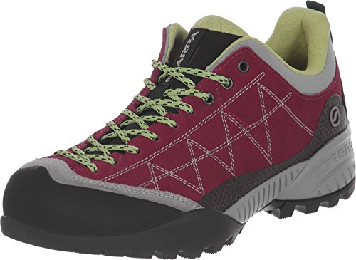 SCARPA Senderismo Caballero Pro Cherry Zapato Zen Lime de 46xrf4q