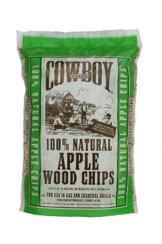 Cowboy 180 Cubic Inch Apple Wood Chips