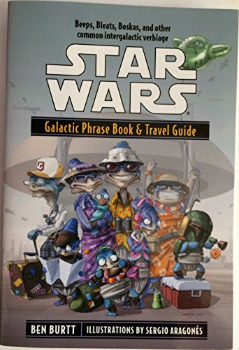 Galactic Phrase Book Travel Guide