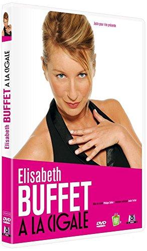 Elisabeth Buffet, nouveau spectacle [Édition 2 DVD]
