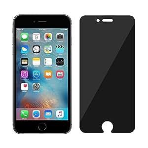 iPhone 6 Plus , iPhone 6S Plus Protector de pantalla de vidrio templado (Anti espia) ultra resistente NOVAGO iPhone 6Plus /6S Plus