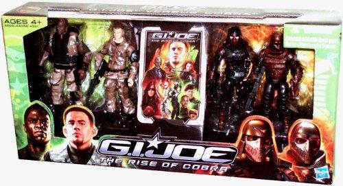 Hasbro Year 2009 G.I. JOE Movie Series