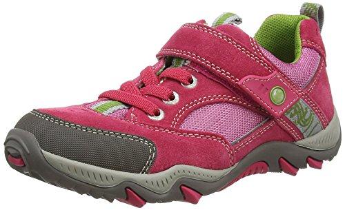 Lurchi Jungen Casper Low-Top Pink (fuchsia 43)