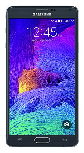 Samsung Galaxy Note 4, Frosted White 32GB (Verizon Wireless) 2 Display: 5.7-inches Camera: 16-MP Processor Speed: 2.7 GHz