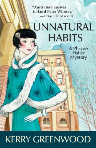 Unnatural Habits (Phryne Fisher Mysteries Book 19)